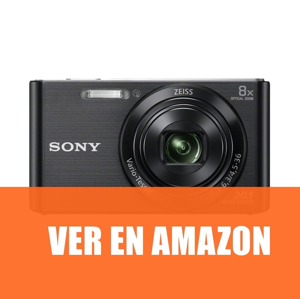 Sony DSC-W830 - Cámara Compacta
