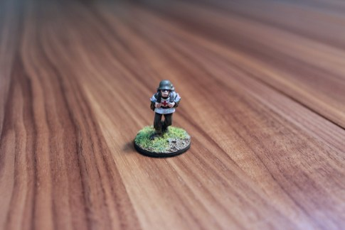 28mm Bolt Action German Medic