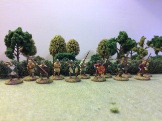 Norman Infantry 1