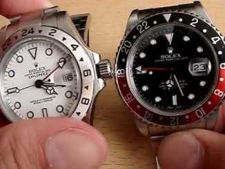 Gefälschte Rolex erkennen