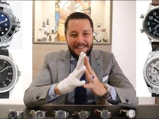 Uhren dieser Woche: Rolex DeepSea Blue - Daytona , Patek Philippe Aquanaut 5167