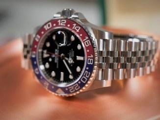 Ich zeige Euch die Rolex GMT Master II 126710BLRO