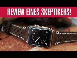 Apple Watch 2 / Series 2 Deutsch - Test / Review eines Skeptikers!