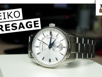 SEIKO PRESAGE - Die elegante Cocktailuhr // Testbericht // Deutsch // FullHD