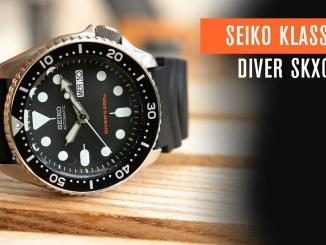 Seiko SKX007 Diver / Taucheruhr - Megaklassiker - Review | Test