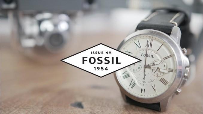 FOSSIL | GRANT CHRONOGRAPH SERIE FS4735 | DEUTSCH 4K