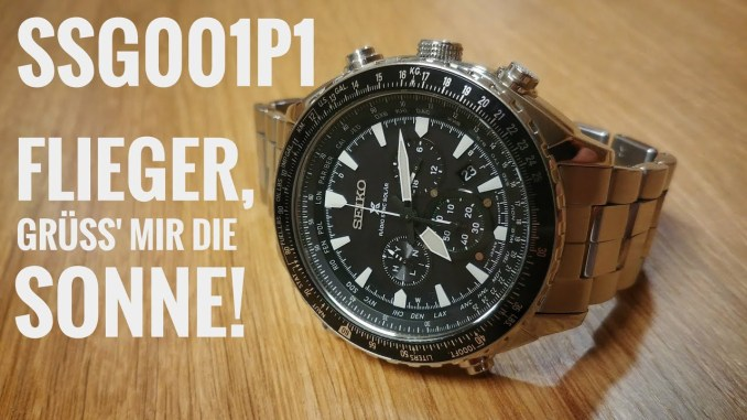 Casio G-SHOCK Steel MT-G-B1000-1AER Worldtime Chronograph review deutsch