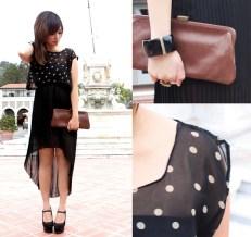 Cropped Top + Vestido