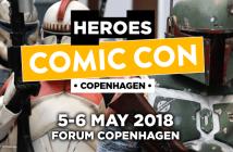 Comic Con Copenhagen