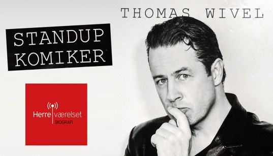 Wivel Standupkomiker Herreværelset Podcast