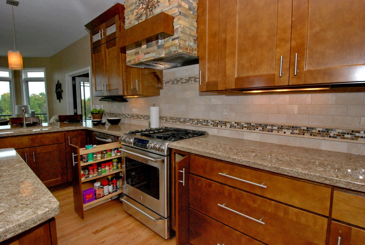 Kitchen Stone Work H