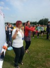 Miss Earnshaw and Mrs Turner joining in!