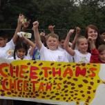 Cheetham's Cheetahs!