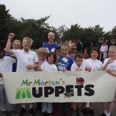 Mr Morton's Muppets!