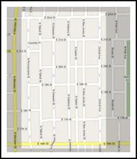 HMP Map