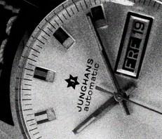 Kopie von Junghans Automatic Date