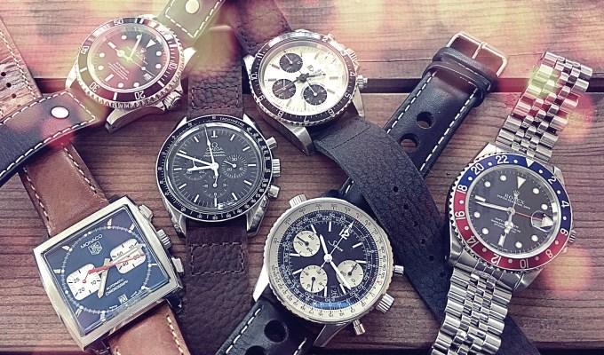 Watch Clas-Six – das halbe Dutzend an altem Eisen