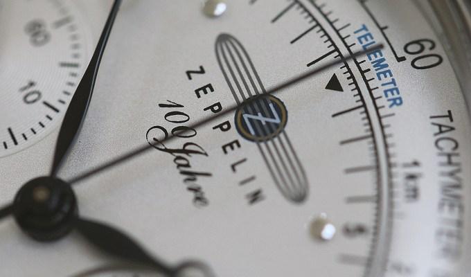 Uhrentest: Der Zeppelin Chronometer