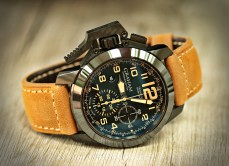 Graham Chronofighter Sahara 2