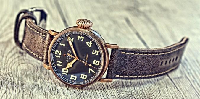 zenith Pilot bronze 11