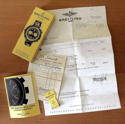 Breitling Datora 7