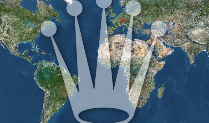 Rolex und die Weltverschwörung