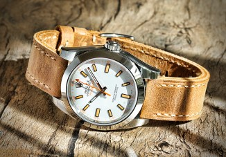 Rolex Milgauss 116400 weiß 1 Kopie