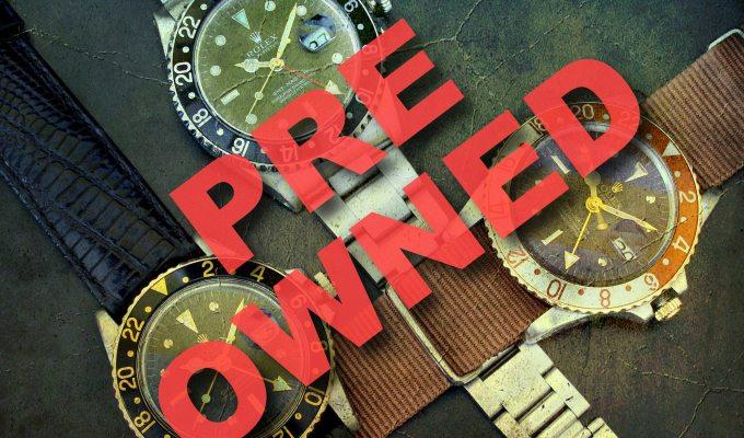 """""""Pre Owned"""" – DIE Chance für den klassischen Uhrenhandel?"""