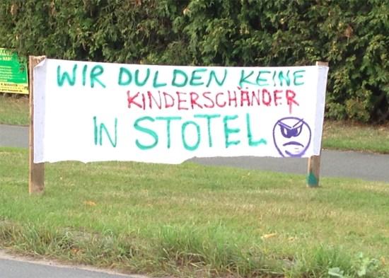 Stoteler Bürger in Wut!