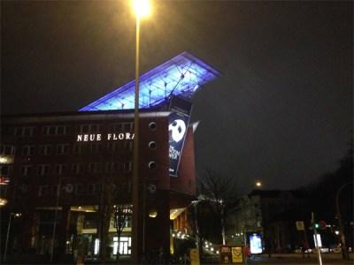 Neue Flora Hamburg