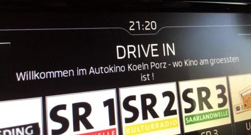 Der Sound kommt via UKW direkt ins Auto. ©HerrundFrauBayer