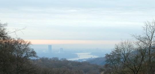 Schöner Blick in die Stadt. ©HerrundFrauBayer