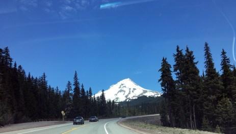 Mt. Hood, wir kommen! ©HerrundFrauBayer