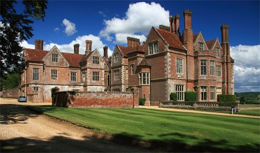 Photo of Breamore House by Mike Searle
