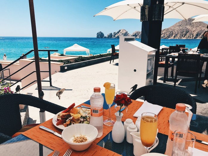 Breakfast in Cabo