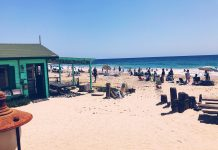 Crystal Cove HISTORIC beach