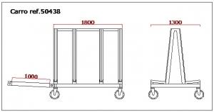 Carro de carga Hersen