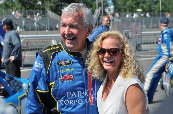 Hershel and Sherrie at PIR