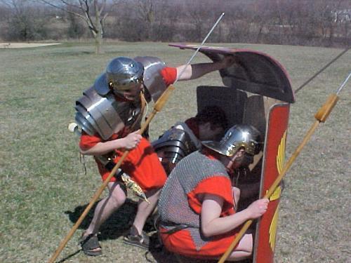 Platteville Roman Days