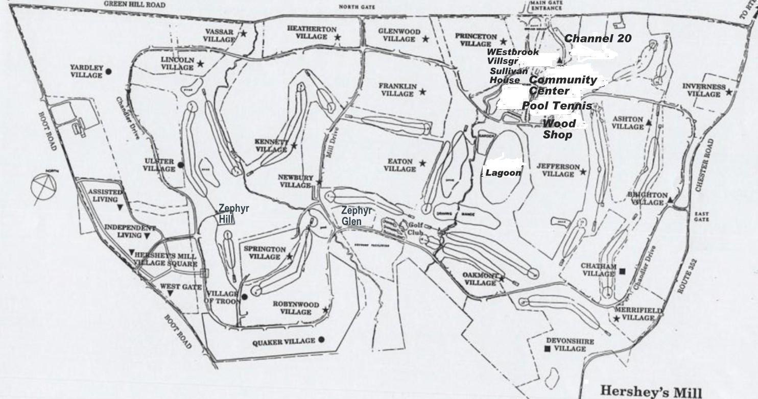 Internal Map