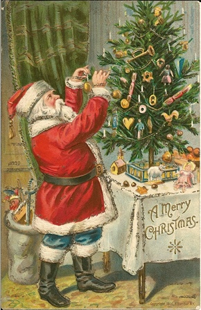 The Development Of The Modern Christmas Visit The