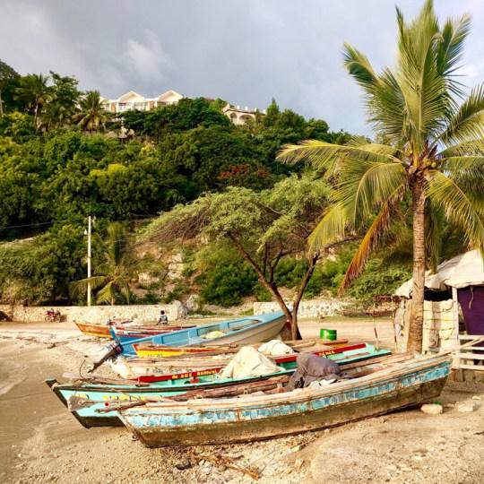 Overcoming Fears in Haiti
