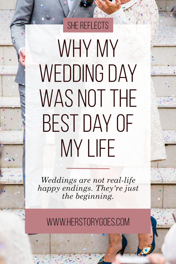 Why my wedding day wasnt the best day of my life her story goes why my wedding day was not the best day of my life her story goes junglespirit Images