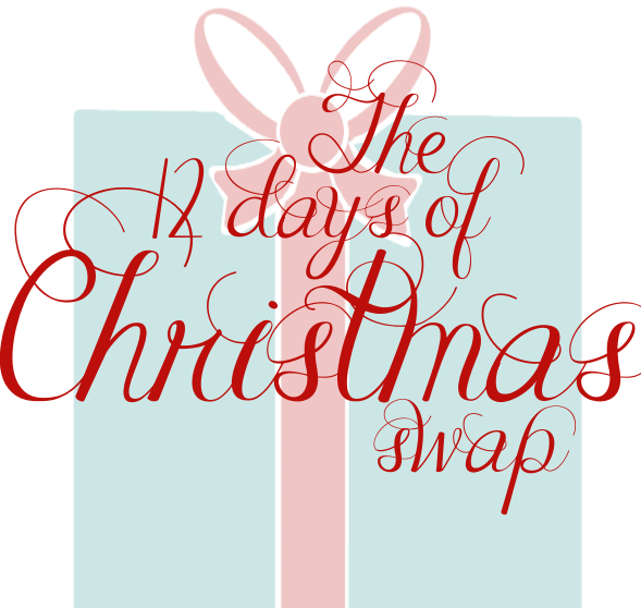 12 Days  of Christmas Gift Swap