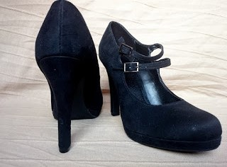 Haul Deichmann Black Friday tacones stiletto