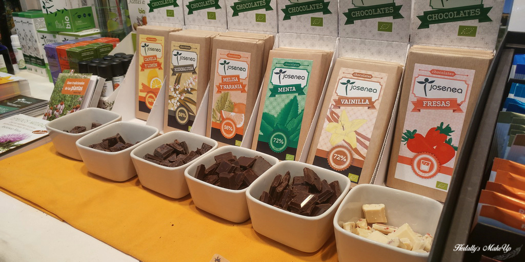 Expo Ecosalud 2017 Barcelona Irati chocolate