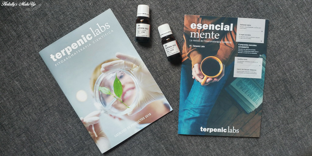 Expo Ecosalud 2017 Barcelona Terpenic Labs
