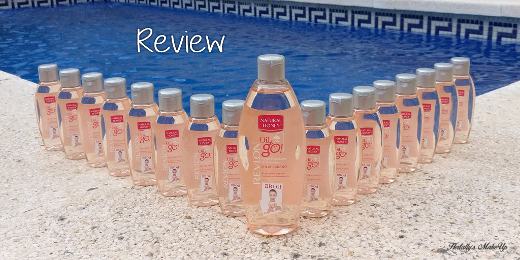 Review BBoil Oil&Go Natural Honey
