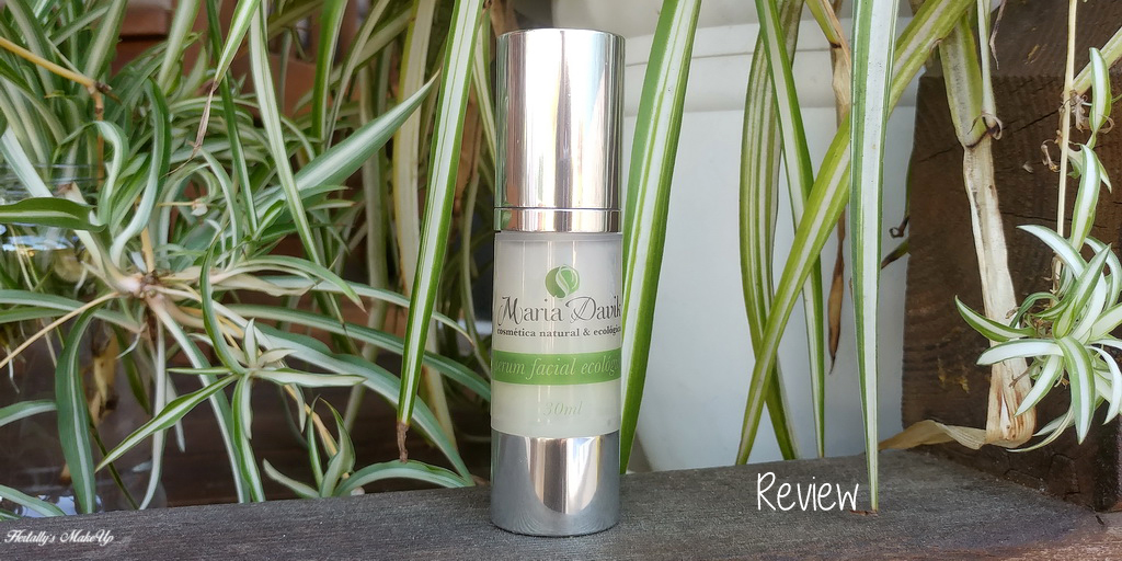 Review opinion serum facial ecologico Maria Davik