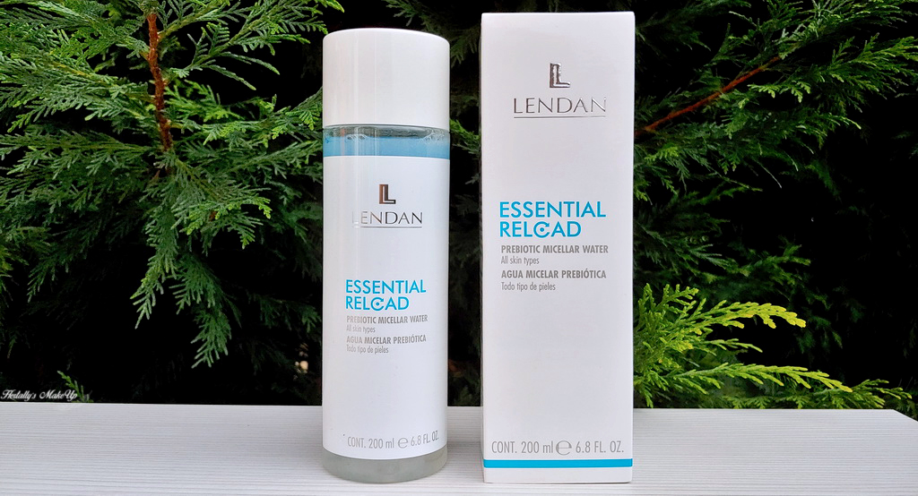 agua micelar prebiotica essential reload Lendan opinion